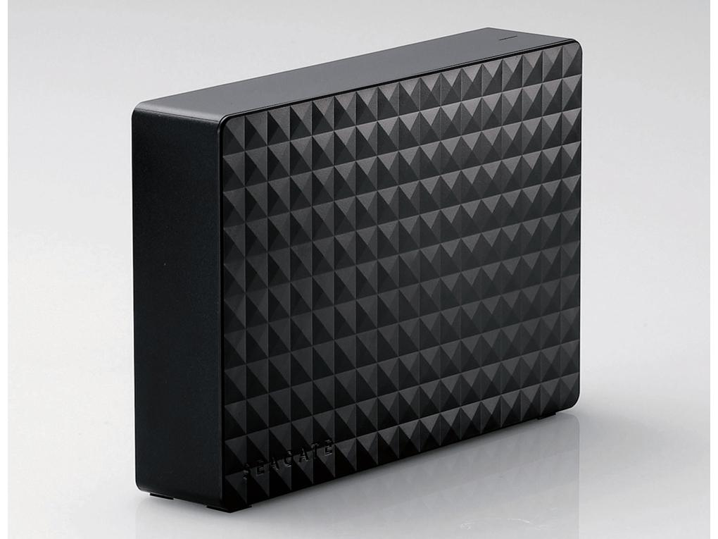 SEAGATE エレコム SGD-MX040UBK 外付けHDD パソコン・デジタル家電用 ブラック 据え置き型 4TB(SGD-MX040UBK)【smtb-s】