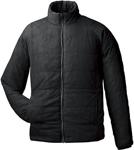 ゴーセン アイダーウォームスジャケット (Y1612) [色 : ブラック] [サイズ : M]【smtb-s】