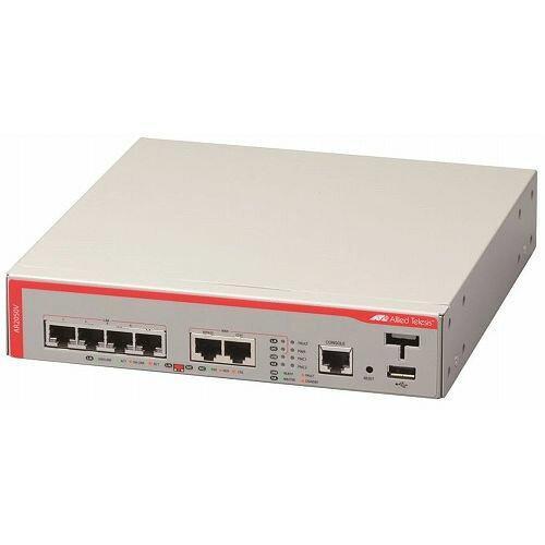 アライドテレシス AT-AR2050V-T5アカデミック [WAN:10/100/1000BASE-T バイパスポート LAN:10/100/1000BASE-Tx4 USBポート(デリスタ保守5年付)](1661RT5)【smtb-s】