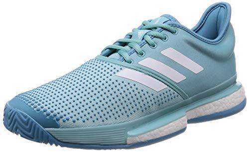 adidas 91_SOLECOURTBOOSTMMC (CG6339) [色 : BLUスピリットS11] [サイズ : 275]【smtb-s】