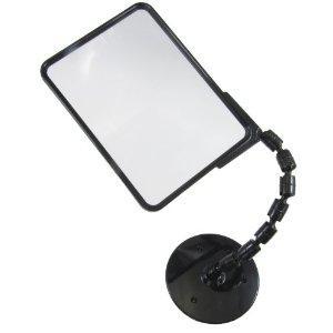 送料無料 ミザールテック 買取 スタンドルーペ 特価キャンペーン レンズ径193×140mm 倍率1.8倍 RU-1730