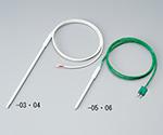 アズワン フッ素樹脂成型センサー600.101.11本6-8331-05【smtb-s】