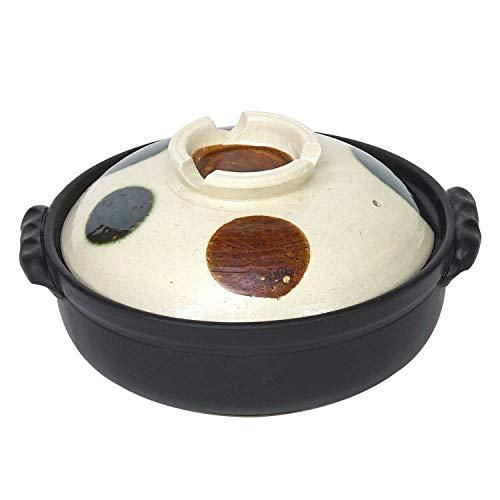 マルヨシ陶器(Maruyoshitouki) セラミックIHワゴコロ8ゴウ1072【smtb-s】