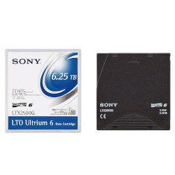 SONY LTO Ultrium6 データカートリッジ 2.5TB(非圧縮)/6.25TB(圧縮時) LTX2500GR【smtb-s】
