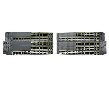 Cisco Systems. Inc Catalyst 2960 Plus 48 10/100 + 2 T/SFP LAN Lite(WS-C2960+48TC-S)【smtb-s】