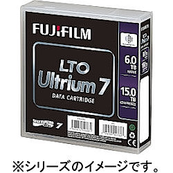<LTOテープ>富士フイルムコンピュータメディア(LTO Ultrium7 1Pケース入 5巻パック)(LTO FB UL-7 6.0T JX5)【smtb-s】