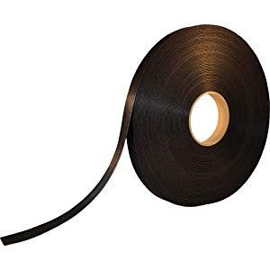 TMKT20WBKTRUSCO 耐候性マジックバンド結束テープ 両面 幅20mmX長さ30m 黒8191534【smtb-s】
