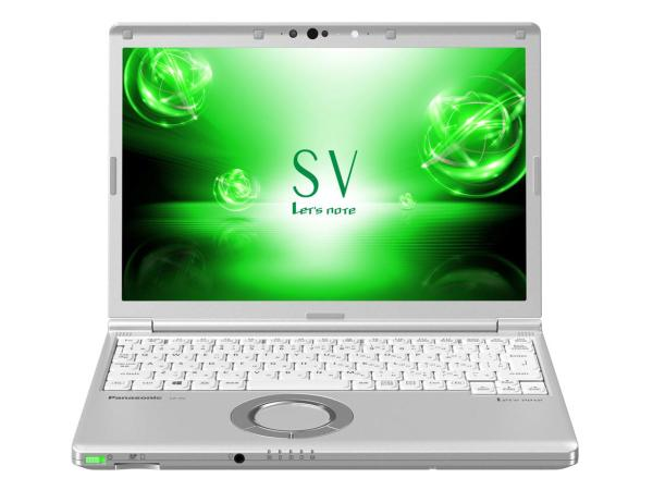 """パナソニック Let""""s note CF-SV7 (Win10/i5-8350U/8GB/SSD256GB/SMD非搭載/12.0型/LTE非対応/USB 3.1 Type-Cポート搭載)(CF-SV7RDCVS)【smtb-s】"""