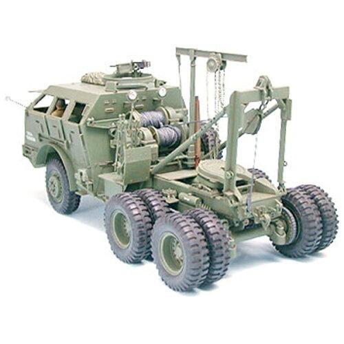 タミヤ 135M26ソウコウセンシャ 1/35 ミリタリーミニチュアシリーズ No.244 アメリカ M26装甲戦車回収車【smtb-s】