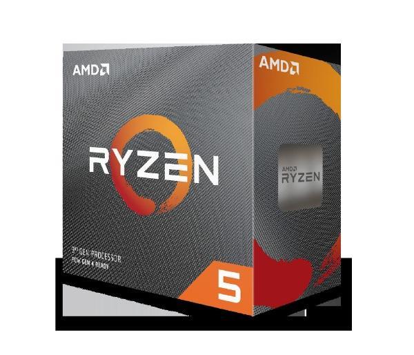 AMD Ryzen 5 3600(100-100000031BOX)【smtb-s】