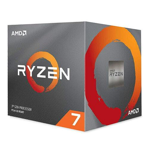 AMD Ryzen 7 3700X(100-100000071BOX)【smtb-s】