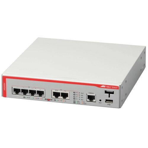 アライドテレシス AT-AR2050V-Z7 (WAN:10/100/1000BASE-Tx1 バイパスポートx1 LAN:10/100/1000BASE-Tx4 USBポートx1(デリスタ保守7年付))(1661RZ7)【smtb-s】