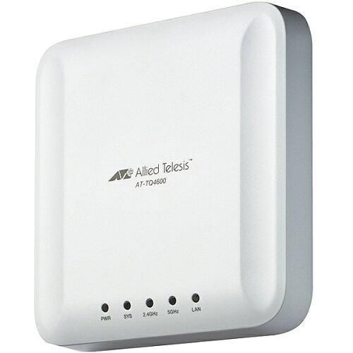 アライドテレシス AT-TQ4600-Z7 (IEEE802.11a/b/g/n/ac対応 無線LANアクセスポイント 10/100/1000BASE-T(PoE-IN)x1(デリスタ保守7年付))(1509RZ7)【smtb-s】