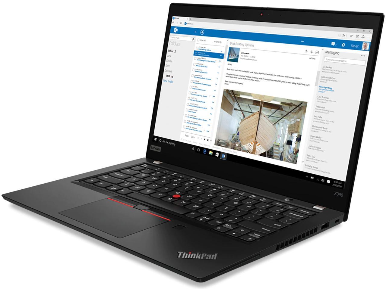レノボ ThinkPad X390(13.3型ワイド/i5-8265U/8GB/256GB/Win10Pro)(20Q00003JP)【smtb-s】