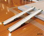 パシフィックサプライ テレスコピックスロープ (2本1組) 150cm 1841【smtb-s】