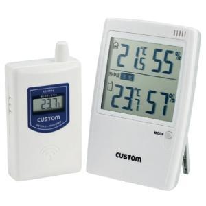 カスタム 0592501 無線温湿度モニター HI-01RF【smtb-s】