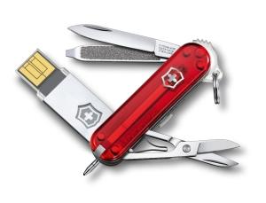 VICTORINOX(ビクトリノックス) VICTORINOX USB ビクトリノックス@work32GB【smtb-s】