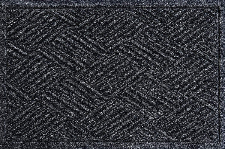 クリーンテックス・ジャパン ウォーターホースII(ダイヤモンド) 880×1460mm ダークグレー BZ00021 1枚【smtb-s】