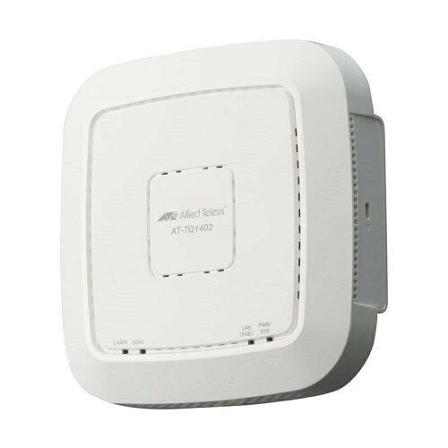 アライドテレシス AT-TQ1402-T5アカデミック[IEEE802.11a/b/g/n/ac対応 無線LANアクセスポイント、10/100/1000BASE-T(PoE-IN)x1(デリバリースタンダード保守5年付)](4053RT5)【smtb-s】