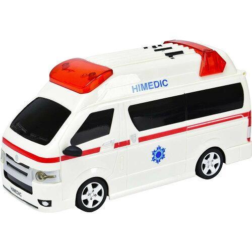 【送料無料】 リンクス(Linx) Toyota(トヨタ)承認済 救急車 HIMEDIC 1/24スケール R/Cカー(ラジオコントロールカー)【smtb-s】