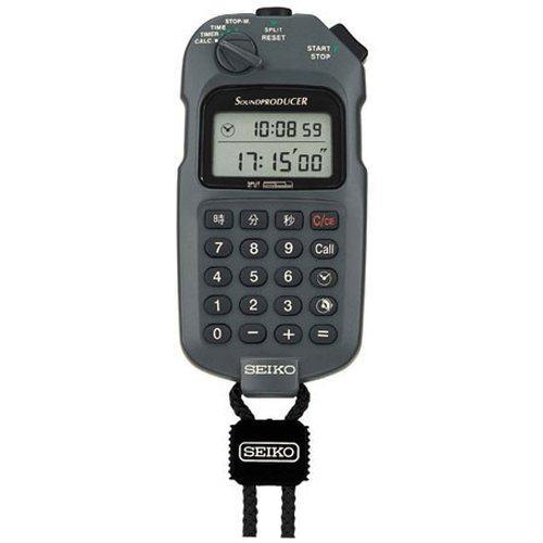 セイコー(SEIKO) SVAX001 デジタルストップウオッチ、時間計算機能付き(最小測定単位1/1秒) SVAX001【smtb-s】