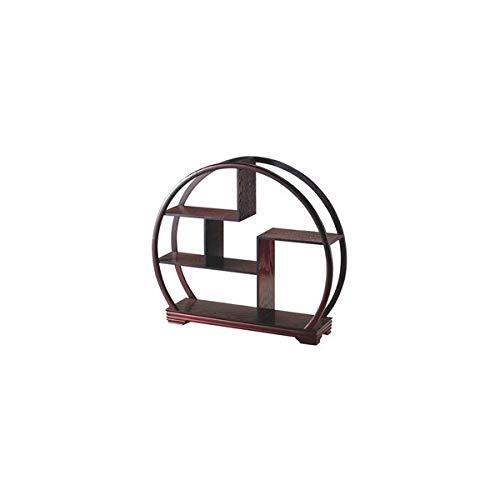 カンダ 丸型茶壷飾棚 X07J001 468192 (1292947)【smtb-s】