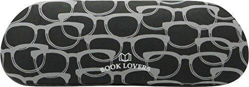 【送料無料】 現代百貨 BOOK LOVERS メガネケース スリム GRAY グレー A246GY (1153000)