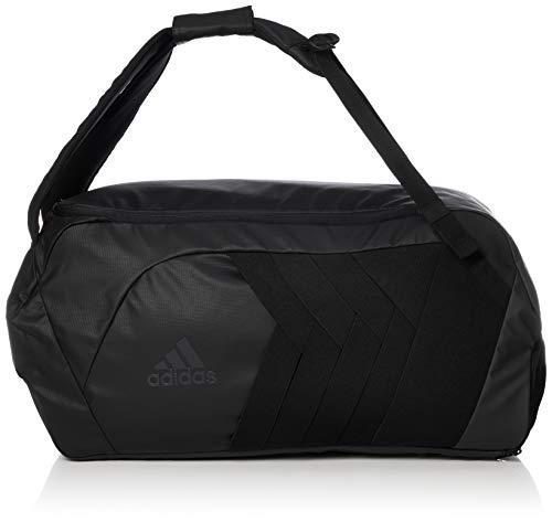 adidas 93_ネメシスダッフルバッグ (FXF22) [色 : BLK/ショックPNK] [サイズ : NS]【smtb-s】