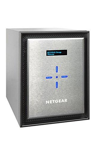 【送料無料】 NETGEAR ReadyNAS 6ベイ デスクトップ型ネットワークストレージHDD 4TB*6台(RN626XE4-100AJS)【smtb-s】