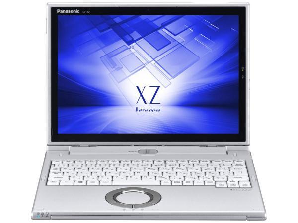 パナソニック Let s note XZ6 法人(Corei7-7600UvPro/16GB/SSD512GB/W10P64/12.0QHD/LTE/顔認証/電池L)(CF-XZ6SF8VS)【smtb-s】