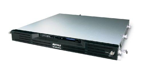バッファロー Windows Storage Server 2008 R2搭載 4ドライブNAS ラックマウントモデル 8TB(WS-RV8.0TL/R5)【smtb-s】