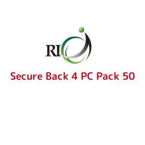 ビッグフィールド Secure Back 4 PC Pack 50(SB4PP50)【smtb-s】