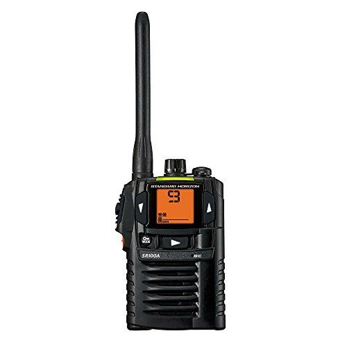 送料無料 八重洲無線 特定小電力トランシーバー お求めやすく価格改定 smtb-s ブラック SR100A-B 市販