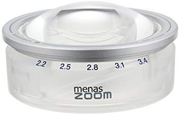 エッシェンバッハ 14388メナスズーム メナス・ズームPXM光学樹脂レンズ65mm径/2.2-3.4倍 1438-8【smtb-s】