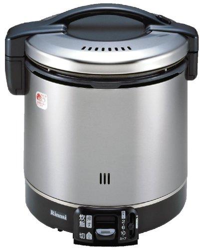 リンナイ ガス炊飯器 こがまる2.0L炊き ( プロパンガス用 ) ( RR-100GS-C-LP )【smtb-s】
