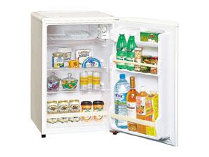 パナソニック 75L パーソナルノンフロン冷蔵庫 (直冷式) NR-A80W-W オフホワイト1ドア【smtb-s】