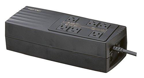 オムロン 無停電電源装置(常時商用給電/テーブルタップ型) 350VA/210W BZ35LT2【smtb-s】