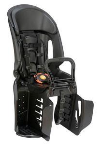 OGK(オージーケー) Child Seat RBC-011DX3 ヘッドレスト付 Black/Black 自転車用チャイルドシート【沖縄・離島への配送不可】【smtb-s】