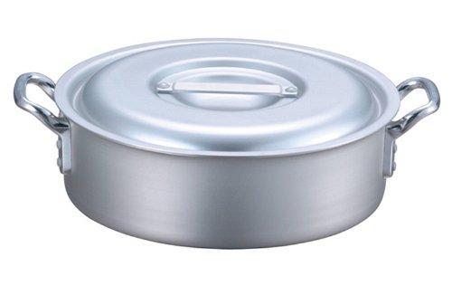 ノーブランド 商品コード:8884200 EBM アルミ プロシェフ 外輪鍋 42cm【smtb-s】