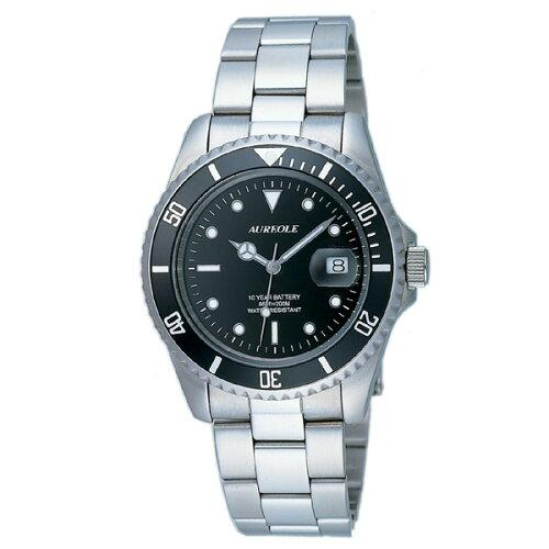 AUREOLE(オレオール) スポーツ メンズ腕時計 SW-416M-1 (1332711)【smtb-s】