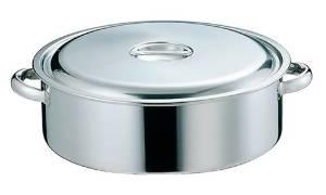 EBM 18-8 外輪鍋 30cm 手付  商品コード:5748000【smtb-s】