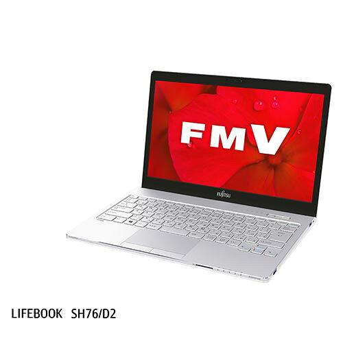 富士通 FMVS76DY モバイルパソコン FMV LIFEBOOK アーバンホワイト(FMVS76DY)【smtb-s】