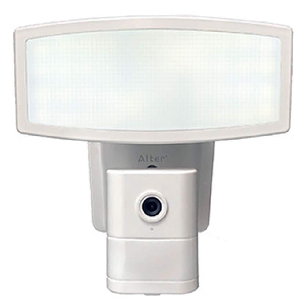 キャロットシステムズ 【オルタプラス】カメラ付きLEDセンサーライト(CSL-1000)【smtb-s】