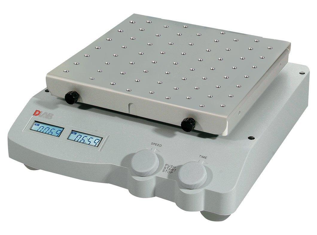 アズワン(As One) デジタルシェーカー シーソー 10~70rpm 耐荷重10kg3-7044-09 ※事業者向け商品です【smtb-s】