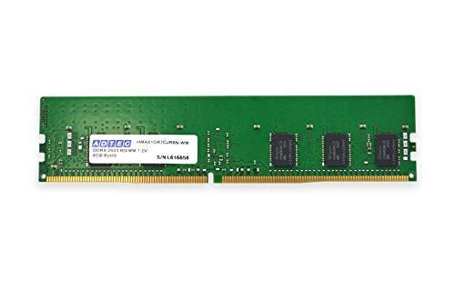アドテック ADS2933D-R8GSB4 DDR4-2933 RDIMM 8GBx4枚 SR x8(ADS2933D-R8GSB4)【smtb-s】
