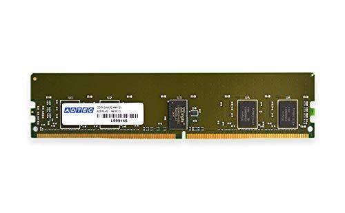 ADTEC サーバー用 DDR4-2400 RDIMM 8GBx2 SR / ADS2400D-R8GSBW(ADS2400D-R8GSBW)【smtb-s】