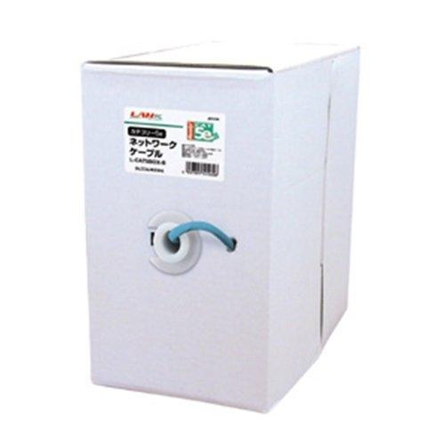 デンサン/ジェフコム ジェフコム L-CAT5BOX-B ネットワークケーブル 管理コード:51560【smtb-s】