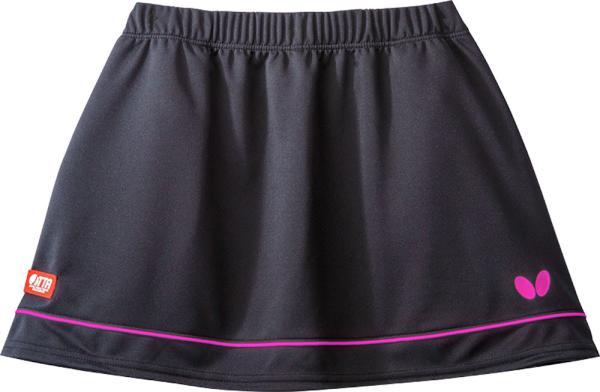 送料無料 バタフライ レティア スカート 52019 色 S 激安 お買い得 キ゛フト 即出荷 : ピンク サイズ ブラック