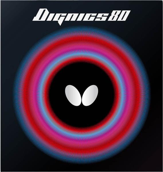バタフライ ディグニクス80 (06050) [色 : レッド] [サイズ : A]【入数:6】【smtb-s】