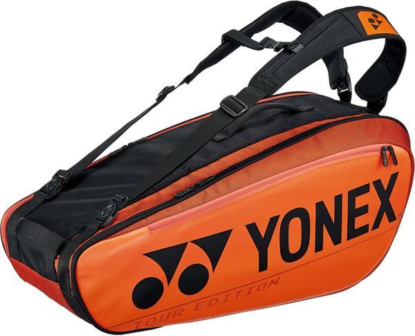 ヨネックス ラケットバッグ6 (BAG2002R) [色 : カッパーオレンジ]【smtb-s】